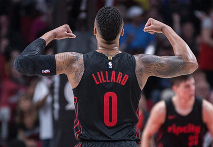 Damian Lillard pide a gritos ser considerado para el MVP