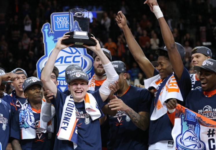 Virginia el número 1 en la NCAA