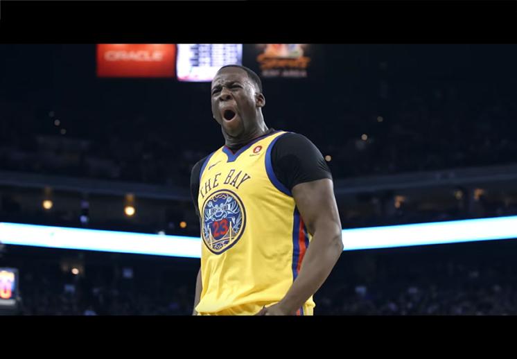 Los momentos de los Warriors