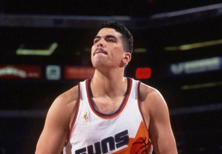 Horacio Llamas y su paso por la NBA