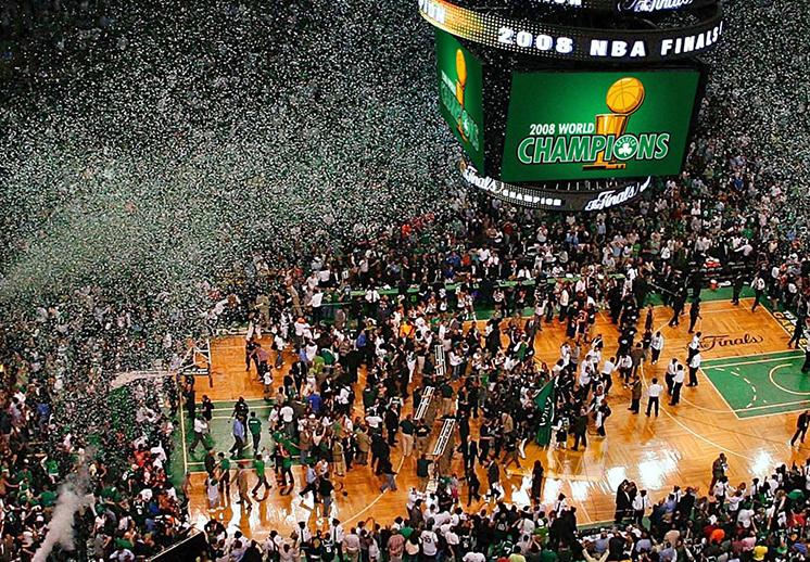 Celtics, los más ganadores