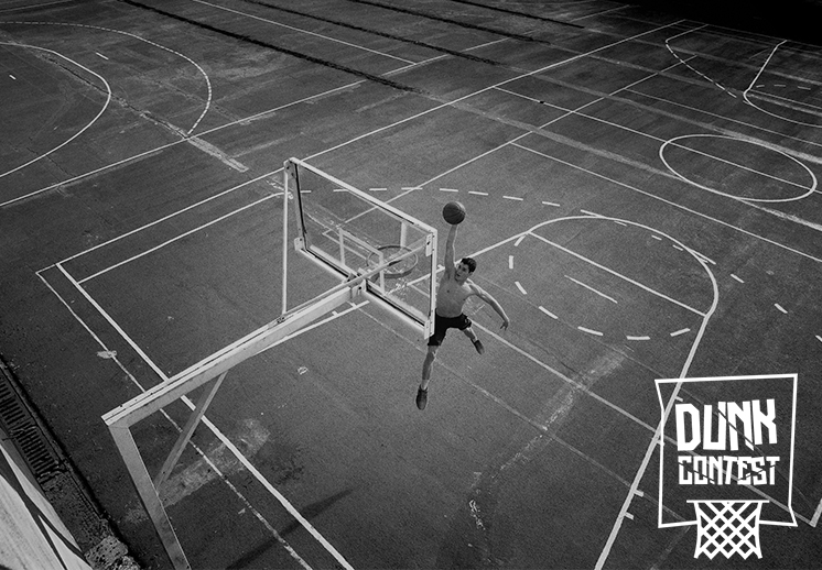 Dunk Contest de Nike Battle Force Ciudad de México