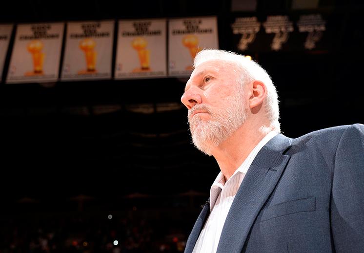 Gregg Popovich, una mente brillante del basquet