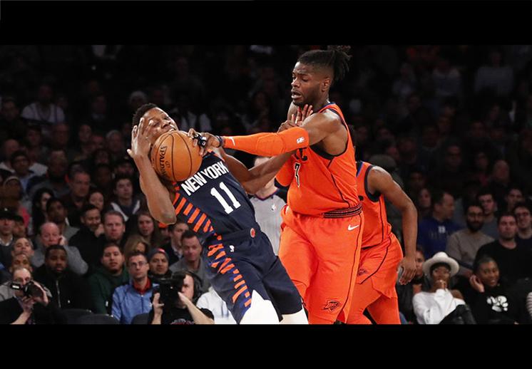 Los Knicks son un desastre