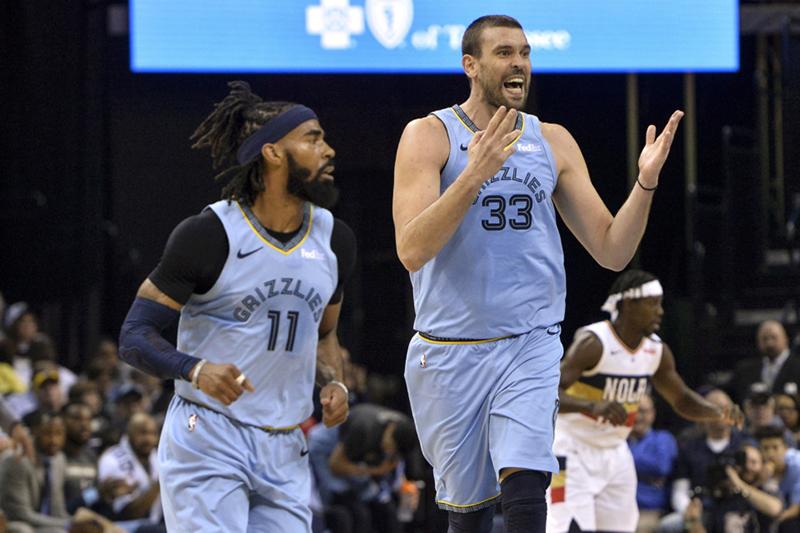 La crisis de los Grizzlies de Memphis cortará cabezas