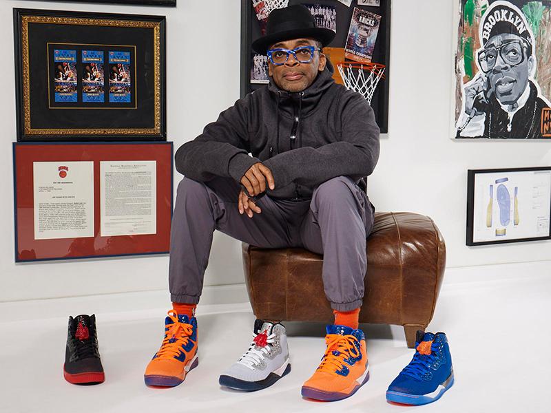 Spike Lee, apasionado del basquet y nominado al Oscar