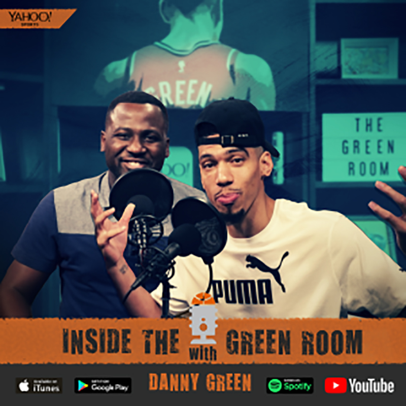 J.J. Redick y Danny Green triunfando en el mundo de los Podcasts