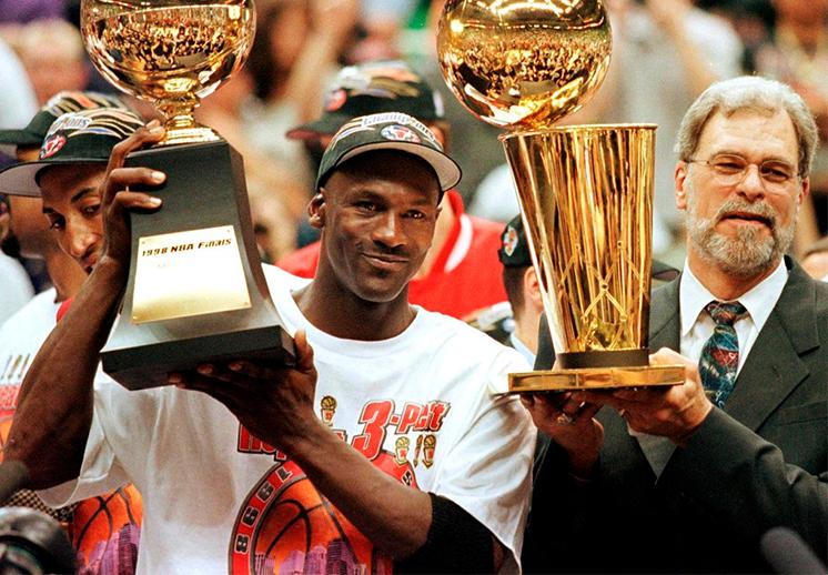 Logros de Michael Jordan difíciles de igualar
