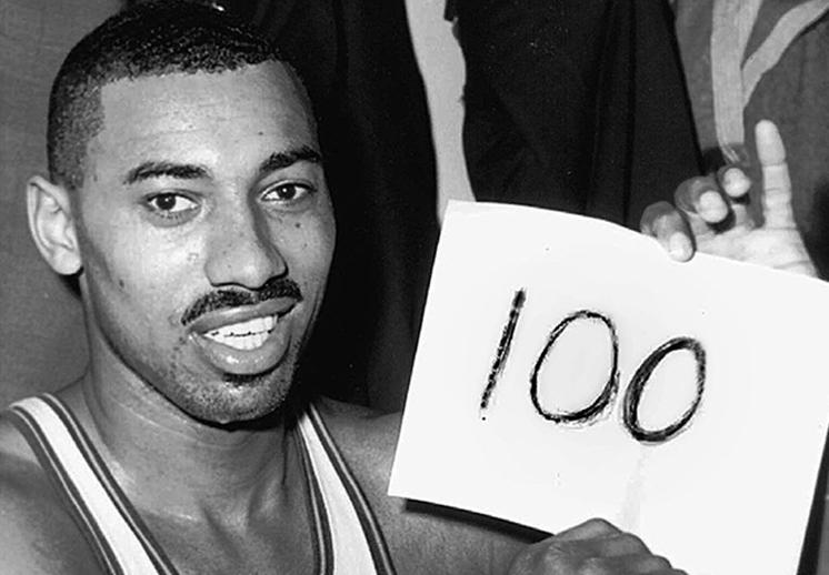 Se confirma el mito de los 100 puntos de Chamberlain