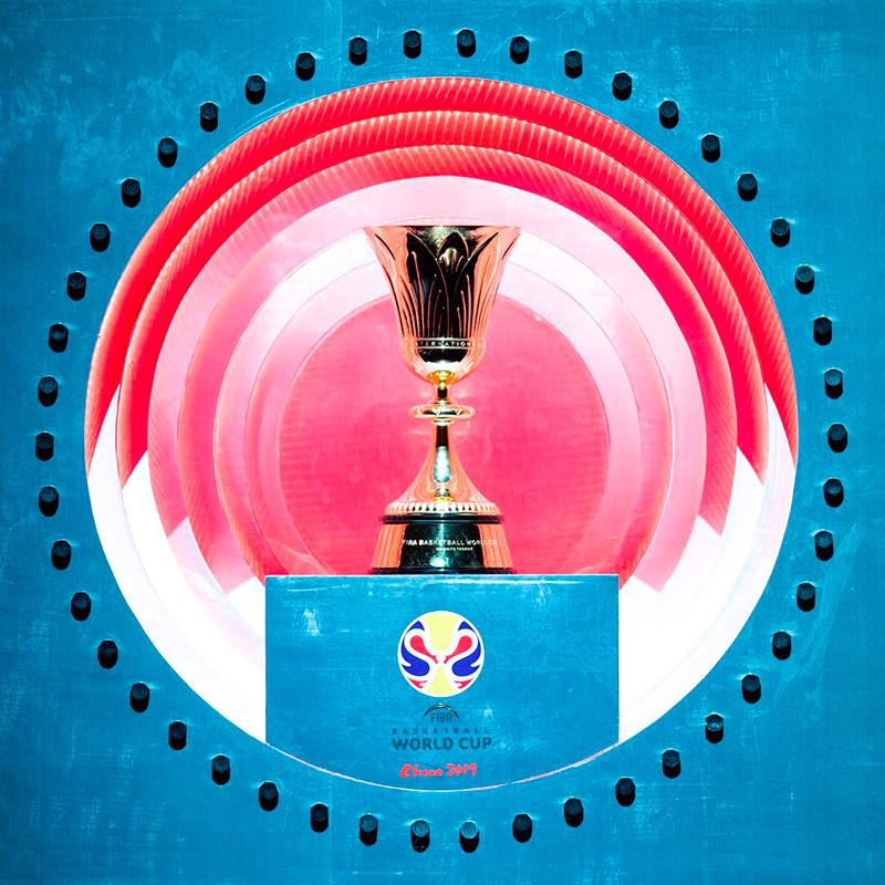Los grupos de la Copa del Mundo FIBA 2019