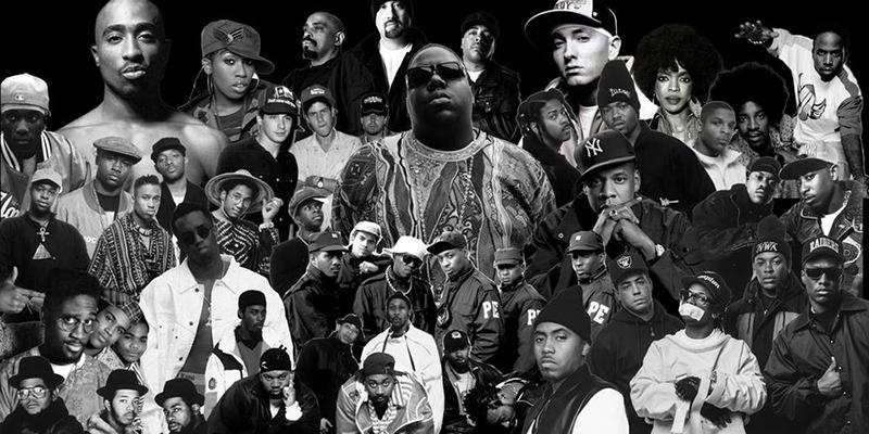 35 hrs. del mejor Hip Hop (1988-2000)
