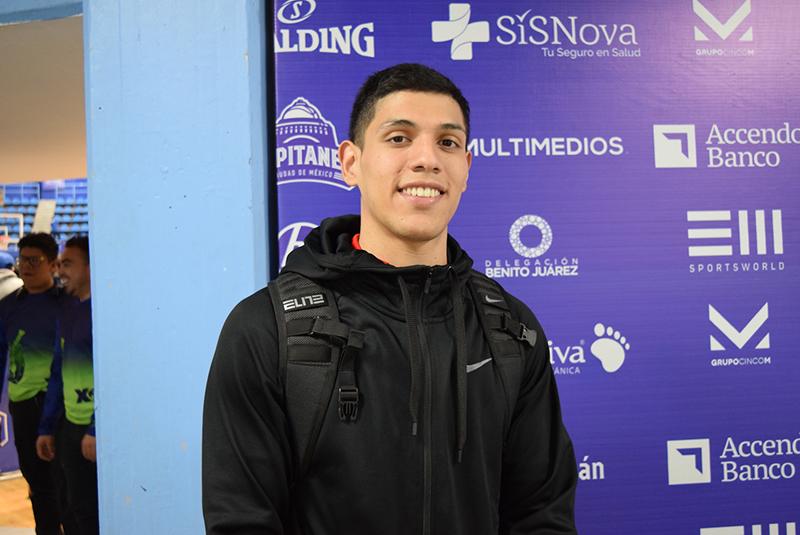 Víctor Álvarez: De MVP de la ABE a Novato del Año en la LNBP