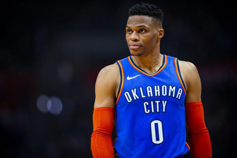 El pleito de Russell Westbrook en Utah
