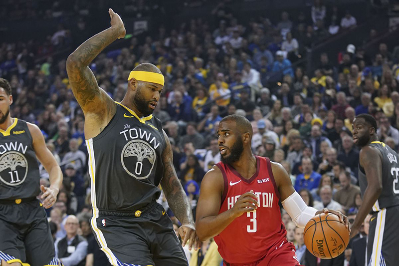 Los Warriors se enfrentan a su peor pesadilla