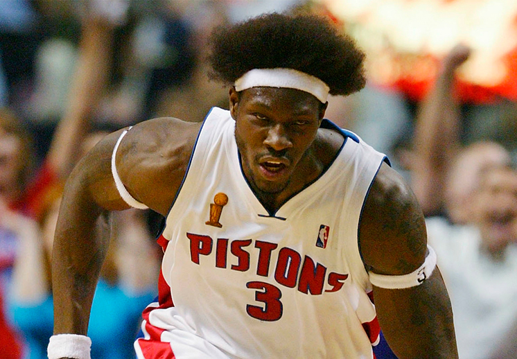 Ben Wallace, un defensa excepcional