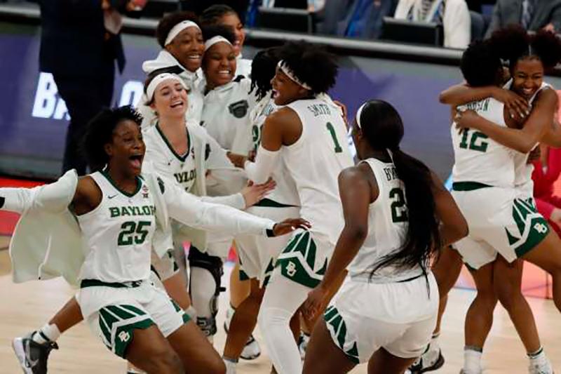 Baylor y Notre Dame por el título femenil en la NCAA