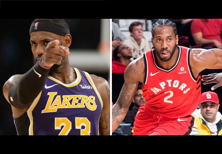Los parches en los jerseys, fuente de ingresos prometedora para la NBA