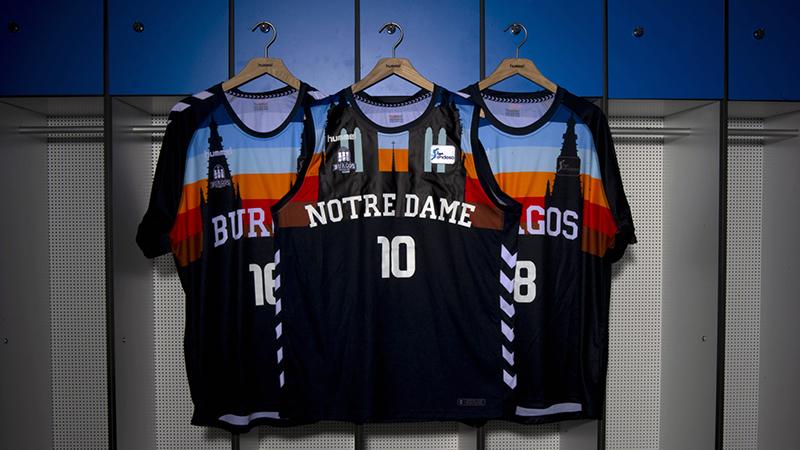 Homenaje a Notre Dame en la Liga Endesa
