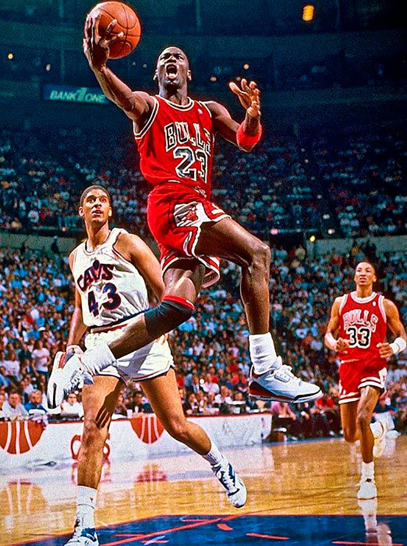 Michael Jordan, el hombre de los récords en Playoffs