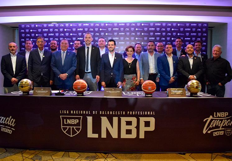 La LNBP se prepara para la temporada 2019-20