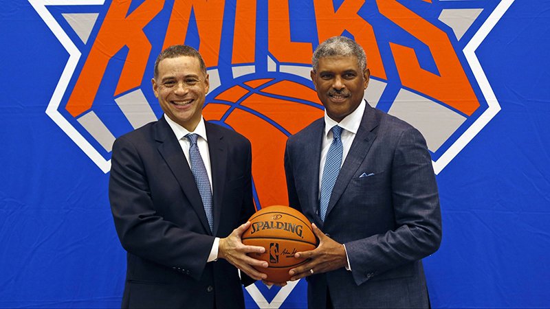 Los Knicks y su plan de cara a la lotería de la NBA
