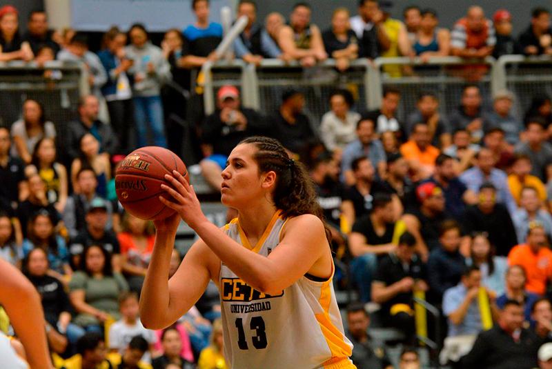 Myriam Lara a triunfar con las Mieleras