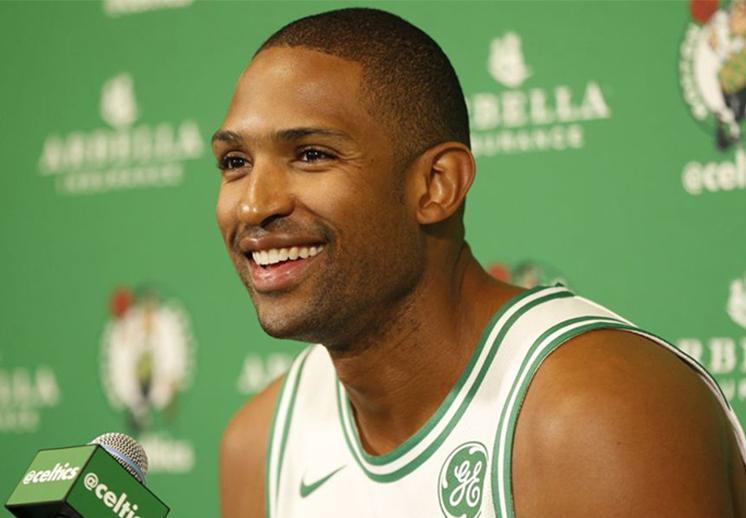 Al Horford y los Celtics buscan un amor más duradero