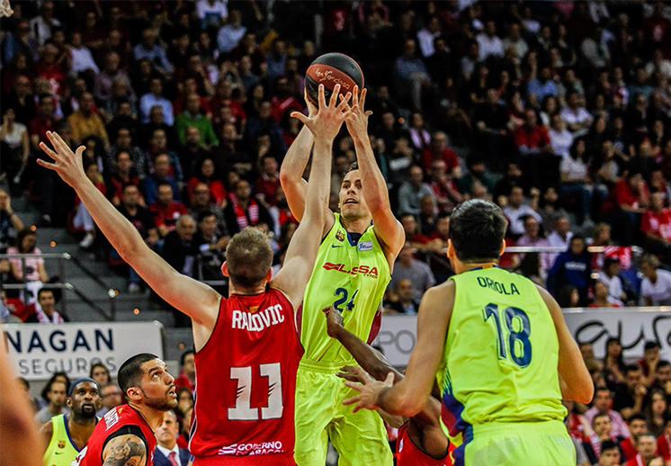 Habrá Derby español en la Final de la Endesa