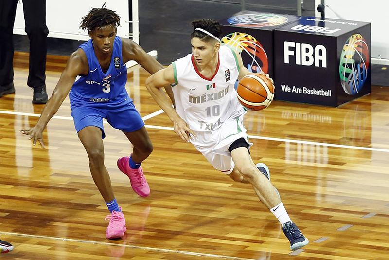 Bryan Ceballos, una buena apuesta para el basquetbol mexicano