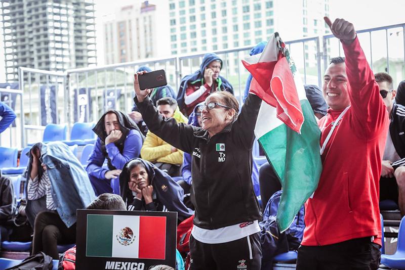 Debutan mexicanas en la Copa del Mundo 3x3