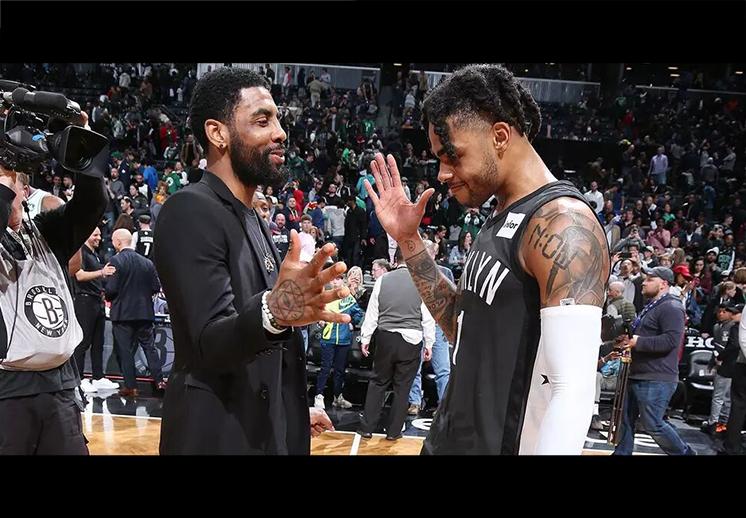 Kyrie Irving se acerca un paso más a los Nets de Brooklyn