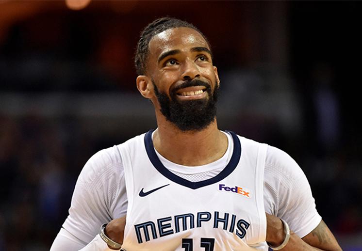 """Los Grizzlies de Memphis cierran la era """"Grit and Grind"""""""