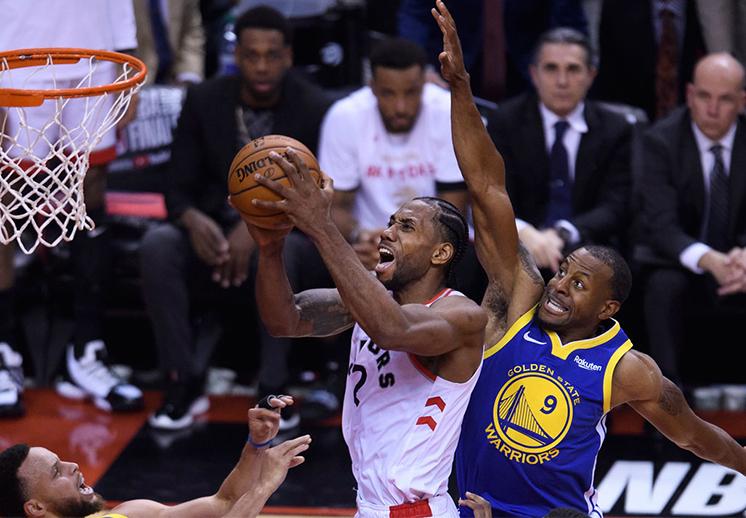 Las mejores jugadas de las NBA Finals 2019
