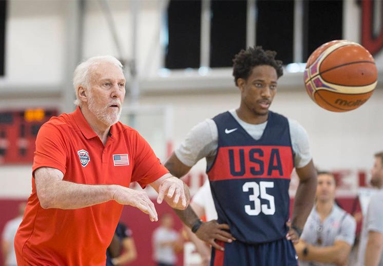 Ya se cocina el USA Team para China 2019