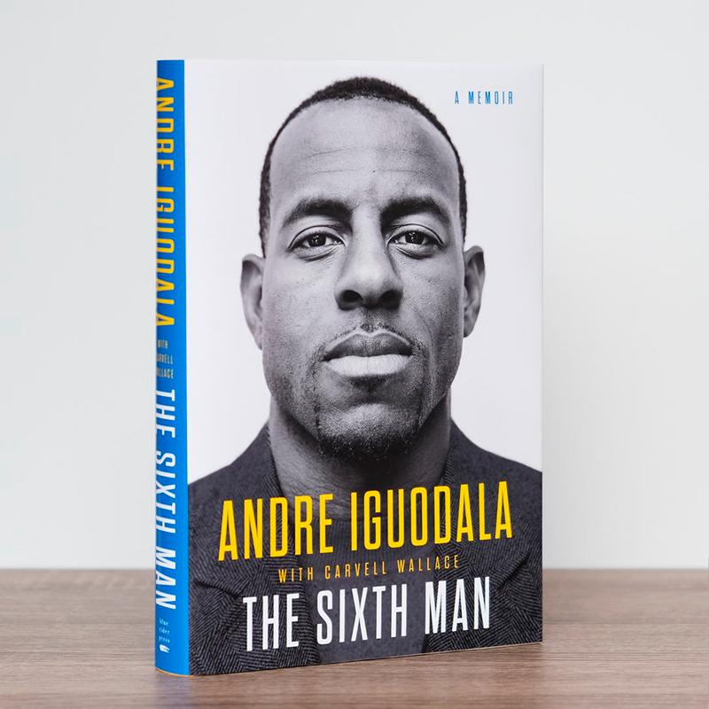 Andre Iguodala se estrena como escritor