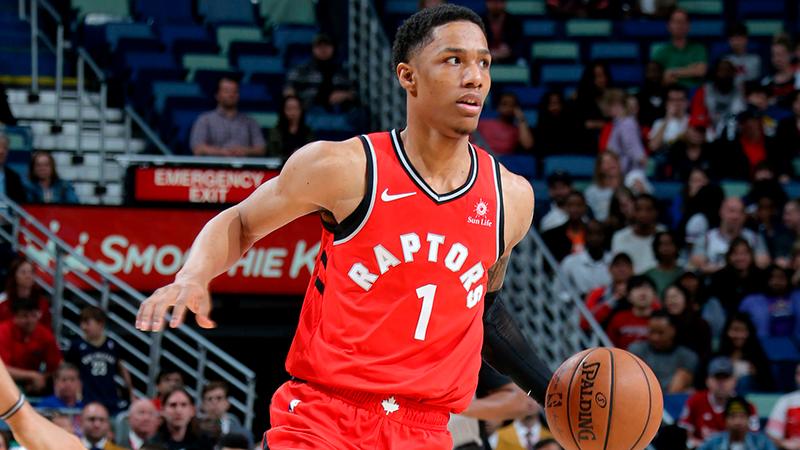 El jugador de los Raptors que sí consiguió el triplete
