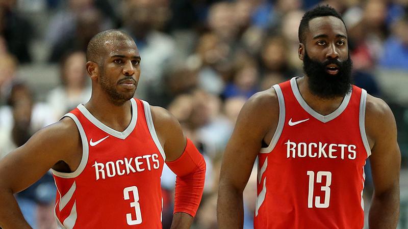 ¿Qué pasa en el vestidor de los Rockets?
