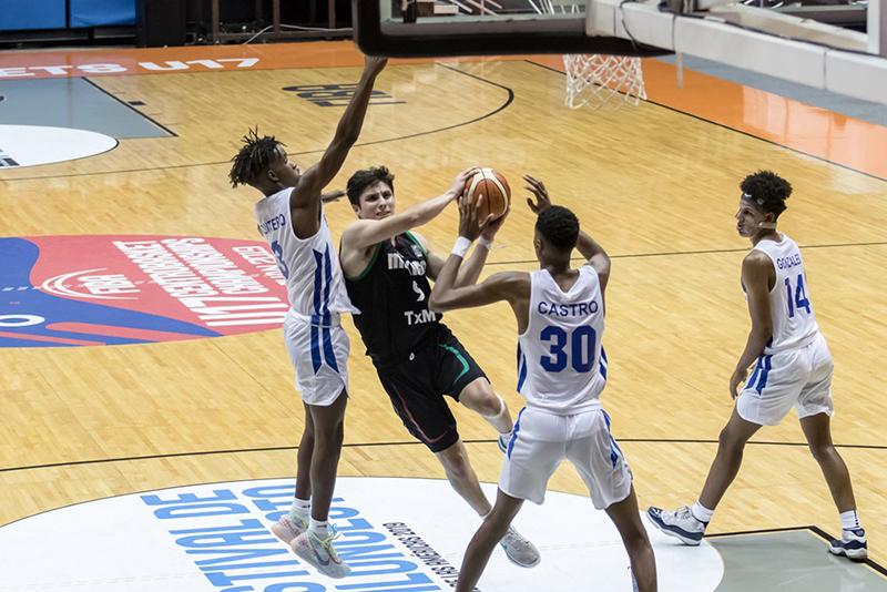 Gran remontada en Centrobasket U17