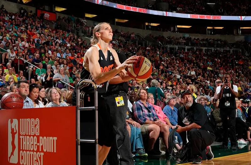 Arranca la fiesta del WNBA All-Star Game en Las Vegas