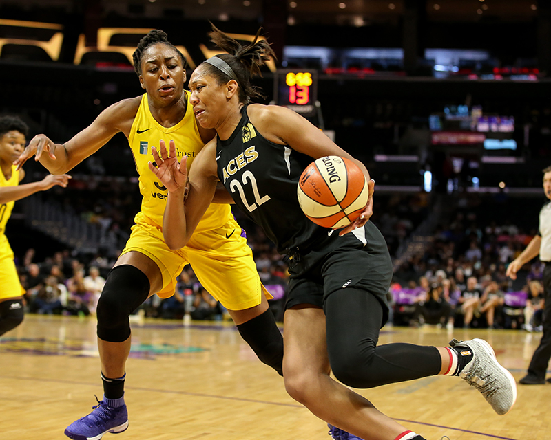 Rumbo al WNBA All-Star Game