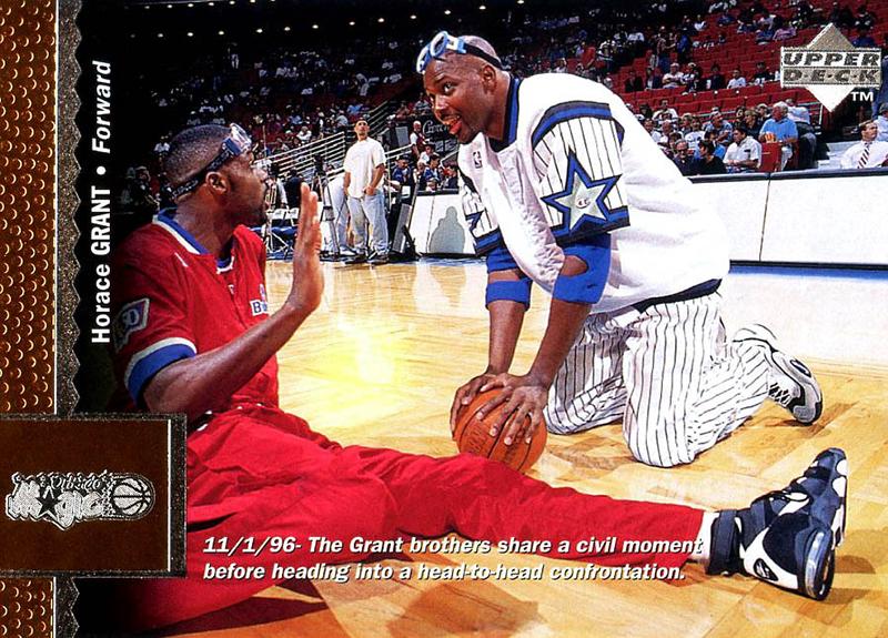 El legado de los gemelos Grant en la NBA