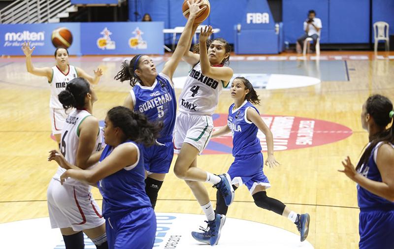 México va por el Oro en el Centrobasket U17