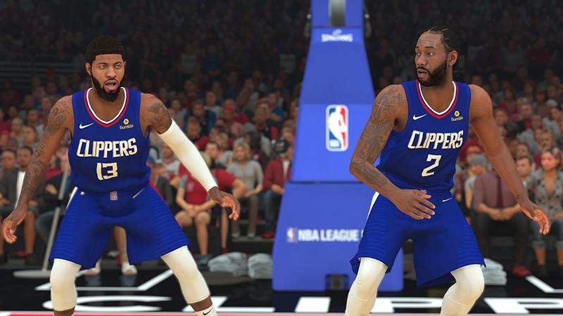 Los siempre polémicos ratings del NBA 2K
