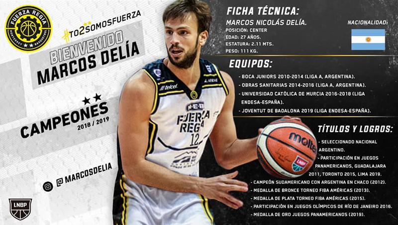 Fuerza Regia suma talento sudamericano