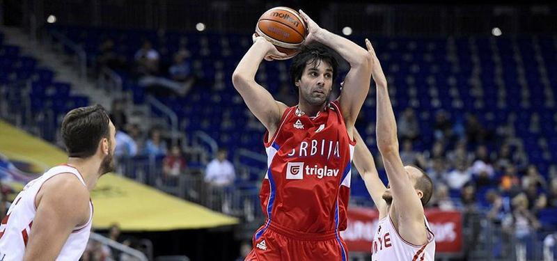 Dura baja para Serbia en el Mundial FIBA 2019