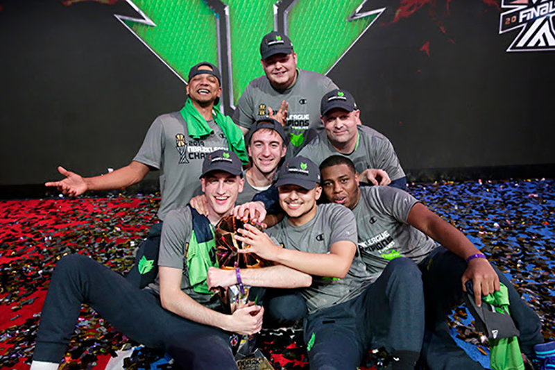 T-Wolves Gaming campeones del NBA 2K League 2019