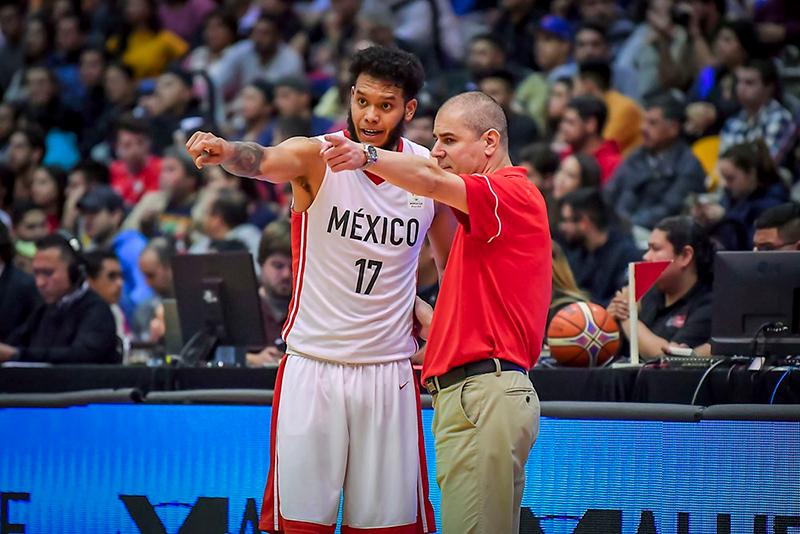 Listo el calendario de México para el clasificatorio al FIListo el calendario de México para el clasificatorio al FIBA AmericasBA Americas
