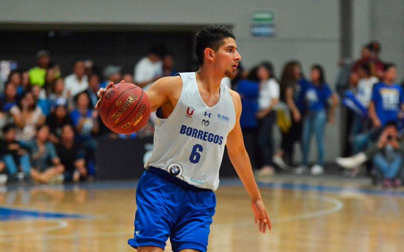 Calentando motores para el inicio del basquet colegial mexicano