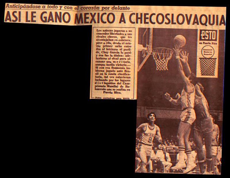"""#TBTVB: Los apuntes del """"Manosanta"""", México en el Mundial del 74"""